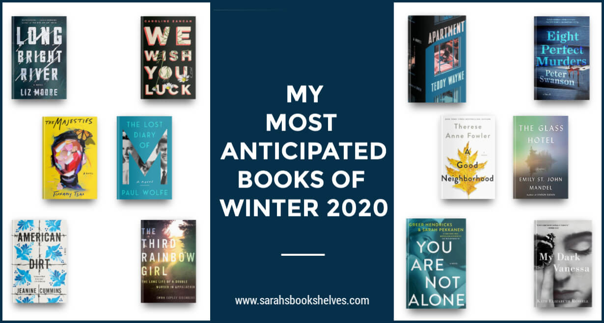 Most Anticipated Books of Winter 2020